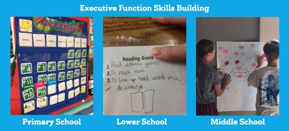 Executive functions Skills Building
